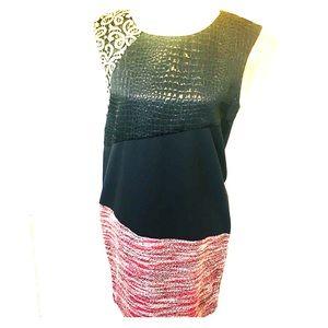 Rachel Rachel Roy Detailed Mini Dress